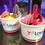 Create your frozen yogurt at Sey Si Bon